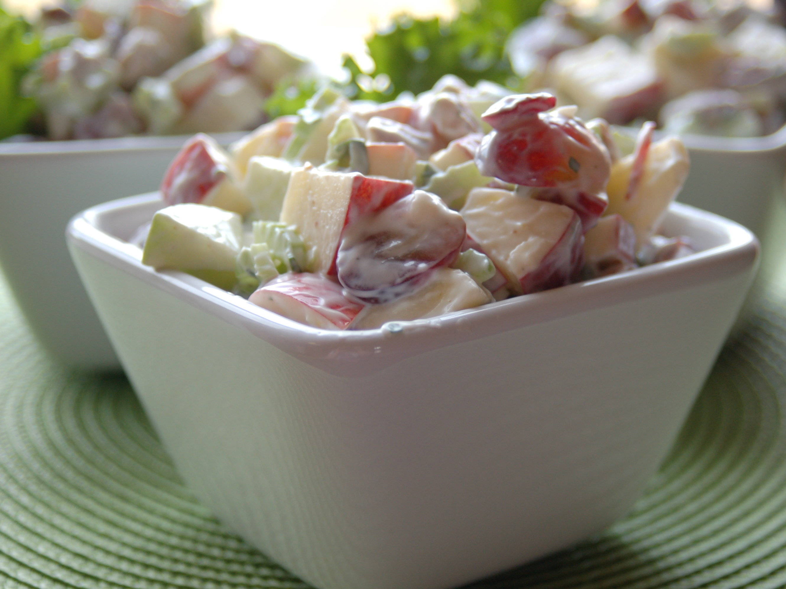 The Waldorf Salad…a dish to pass. | I'm From Baklava and Ouzo…a ...